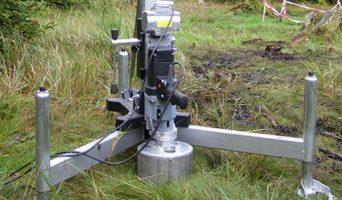 Lysimeter Extraction Equipment
